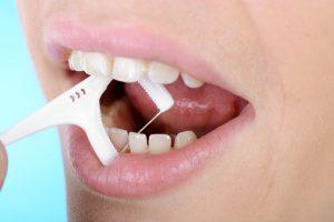 Einfacher zu handhaben: Zahnseidehalter